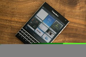 Beklenen oldu. BlackBerry telefon üretmeyi bırakıyor!