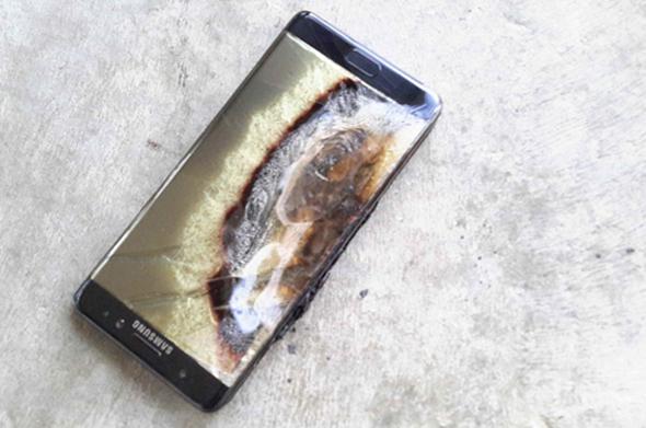 Samsung Note 7 sandığınızdan çok daha tehlikeli