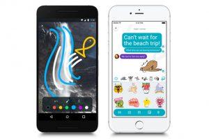 Google'ın WhatsApp'a rakip uygulaması Allo yayında