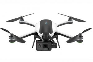GoPro katlanabilir drone'unu tanıttı: Karma