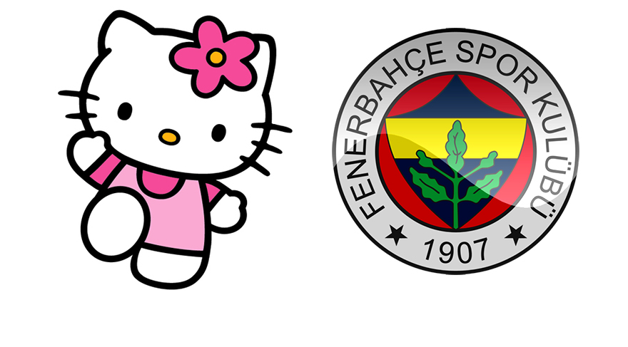 Fenerbahçe Hello Kitty ile anlaştı!