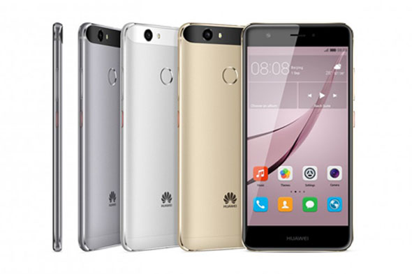 Huawei'den iki yeni telefon: . Nova ve Nova Plus