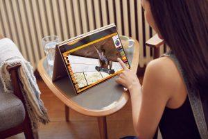 IFA 2016: İnce tasarımlı Lenovo Yoga 910 tanıtıldı
