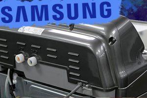 Note 7'den sonra Samsung çamaşır makineleri için uyarı var