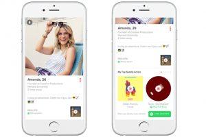 Tinder'da önce müzik zevkleri buluşacak
