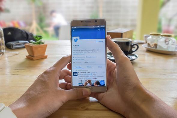 """Twitter'da yenilik: """"Beğenmedim"""""""