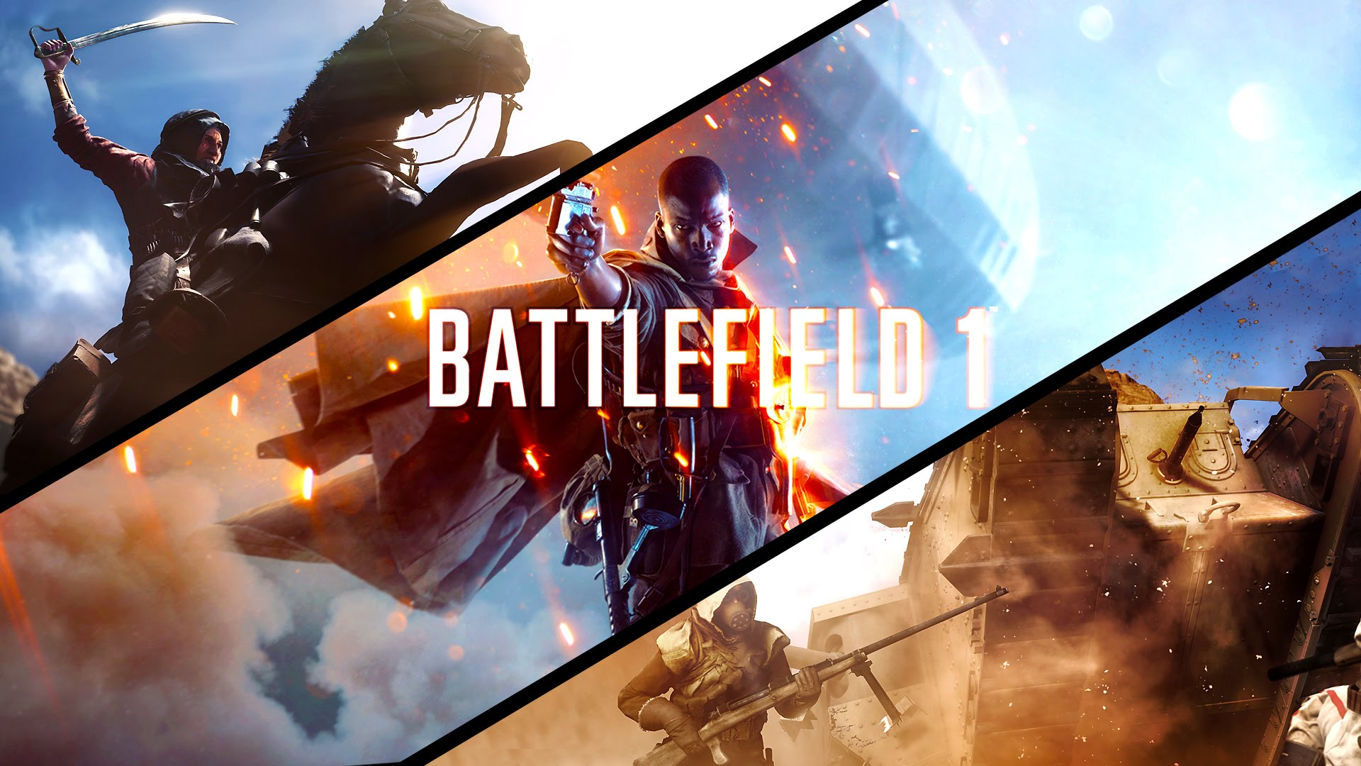 Battlefield 1---