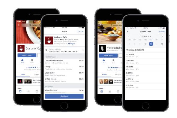 Facebook Sayfaları güncelledi
