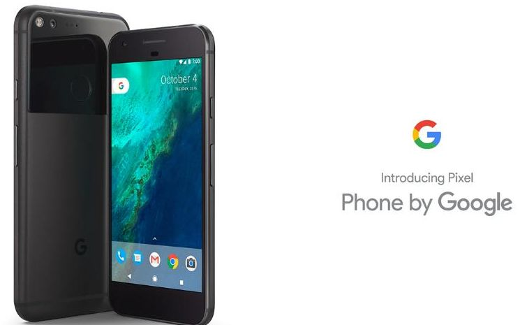 Google Pixel ve Pixel XL