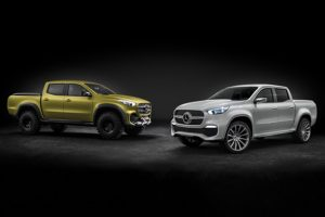Mercedes-Benz Concept Pickup tanıtıldı