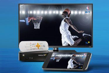 NBA maçları artık Turkcell TV Plus'ta