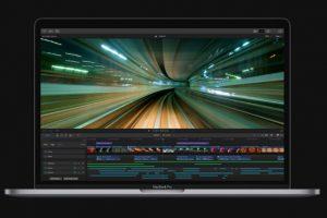 Apple Final Cut Pro X'e Touch Bar desteği