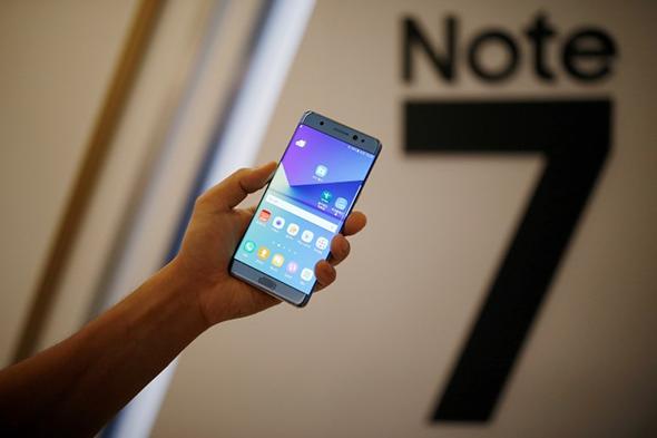 Yeter ki iade edin: Samsung,'tan Note 7 iadesine hediye çeki