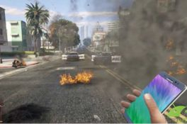 Note 7 GTA 5'e kadar girdi