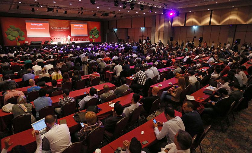 'Startup İstanbul'un en iyi girişimleri belli oldu