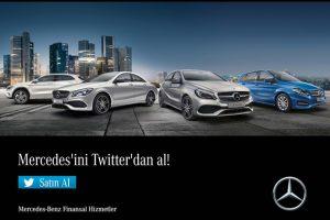 Twitter üzerinden ilk otomobil satışı
