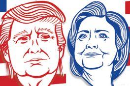 ABD başkanlık yarışında son düzlüğe girildi