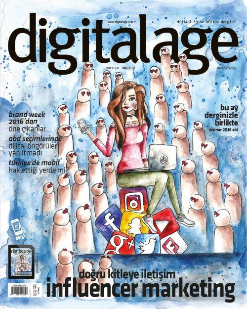 digital age aralık sayısı çıktı