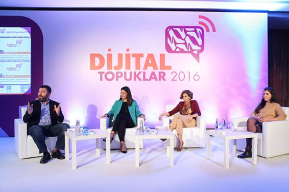 Dijitale yön veren kadınlar Dijital Topuklar'da buluştu