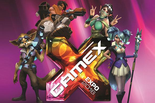 GameX 2016 için geri sayım başladı