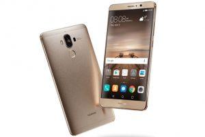 Huawei, Mate 9'u tanıttı