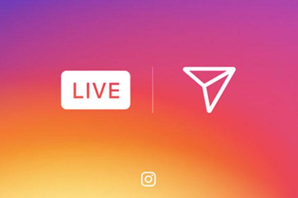 Instagram'da canlı yayın dönemi başladı!