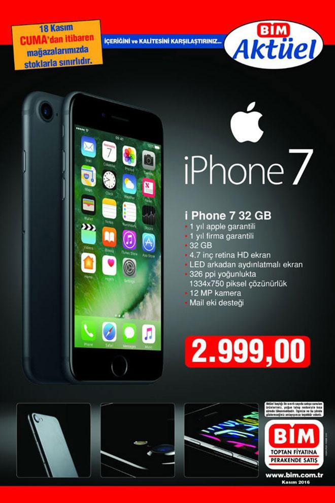 iphone 7 bim