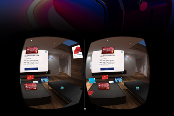 Türk mühendislerden ilk sanal gerçeklik bankacılık uygulaması