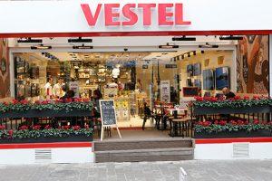 Vestel teknolojik kafesini açtı