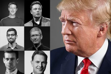 Teknoloji liderlerinden Trump'a tepki
