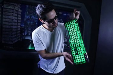 Razer'dan Nusret temalı klavye reklamı