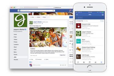 Facebook, LinkedIn'e de göz dikti: İş ilanları dönemi başlıyor