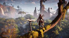 Horizon Zero Dawn: 2017'nin ilk muhteşem oyunu
