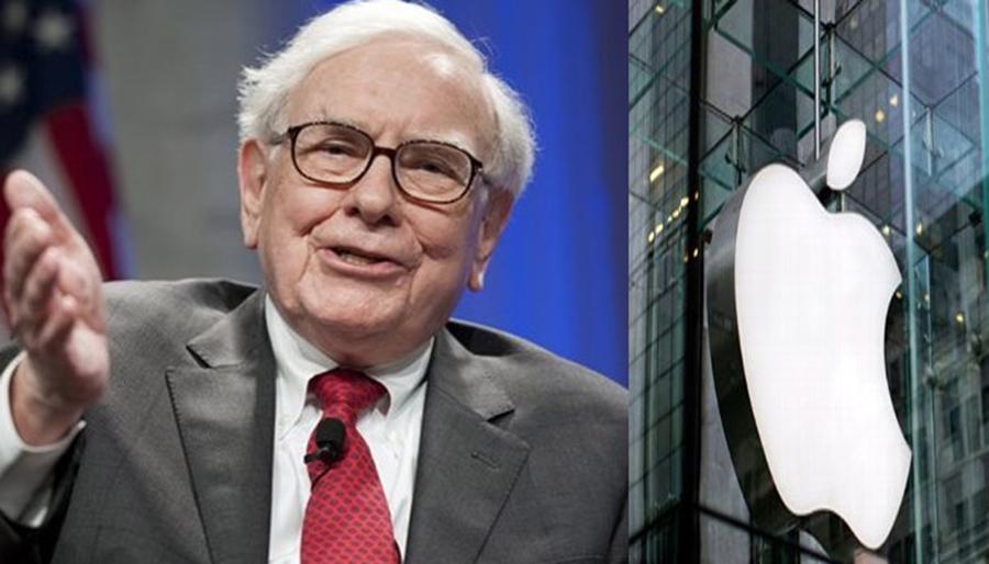 Warren Buffett Apple