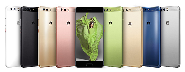 HUAWEI P10 ve P10 Plus