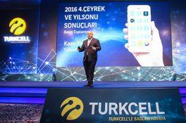 Turkcell Genel Müdürü Kaan Terzioğlu,