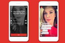 YouTube mobilde canlı yayın dönemi başlıyor