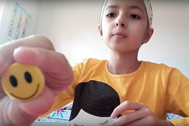 Minik YouTuber Sude'den sevgi dolu videolar