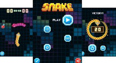 İkonik yılan oyunu Facebook Messenger ile yeniden bizimle