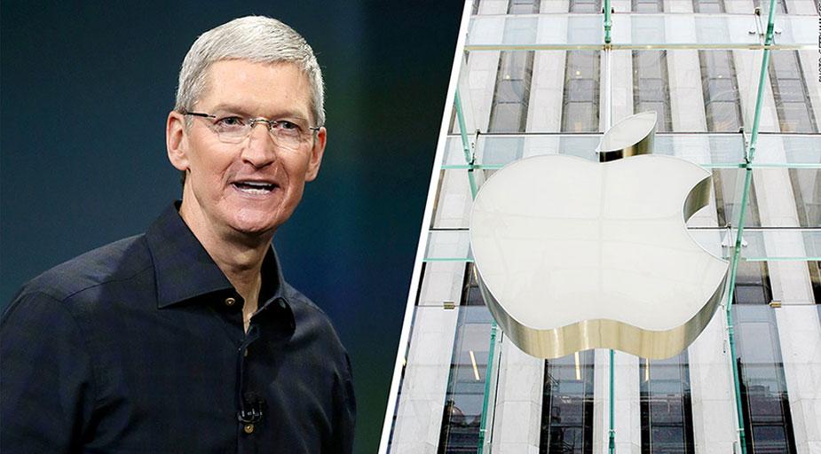 Apple: ABD'li tedarikçilerimize 50 milyar dolar ödedik