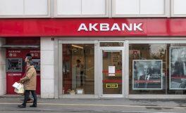 Akbank'tan açıklama geldi