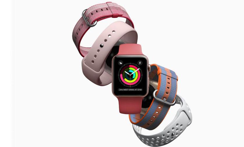 Apple Watch'a bahar konseptli yeni kayışlar
