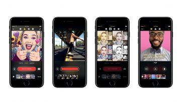 Apple'dan yeni uygulama Clips