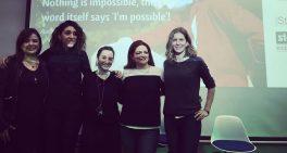 Girişimci kadınlar Startup Ladies'de buluştu