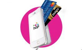Hopi mobil ödeme özelliğine kavuştu