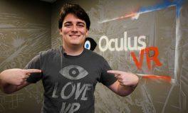 Oculus'un kurucusu Facebook'la yollarını ayırıyor