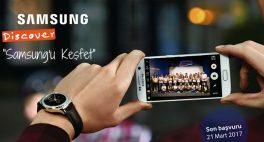 """""""Discover Samsung"""" Genç Yetenek İşe Alım Programı başladı"""