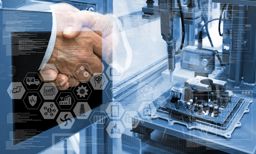 Sanayi 4.0'a geçişte üreticiler kadar kamuya da görev düşüyor