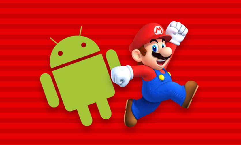 Super Mario Run şimdi Android'de