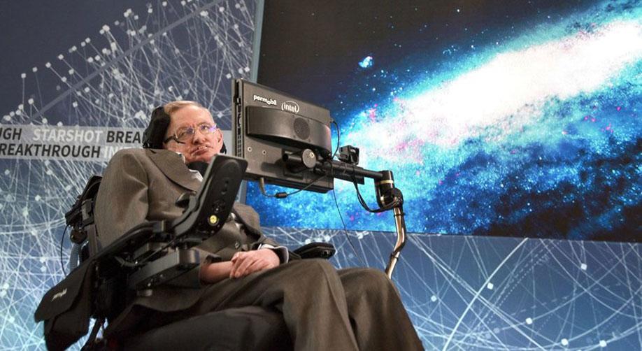 Uzay bilimci Stephen Hawking uzaya gidiyor